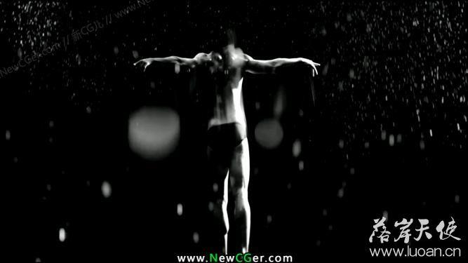 唯美肌肉男人实拍素材 - 会声会影专区 - 落岸天使