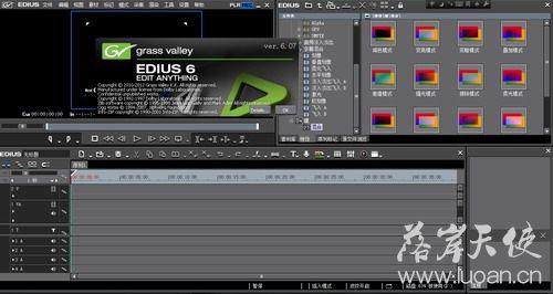 edius 常用插件模板