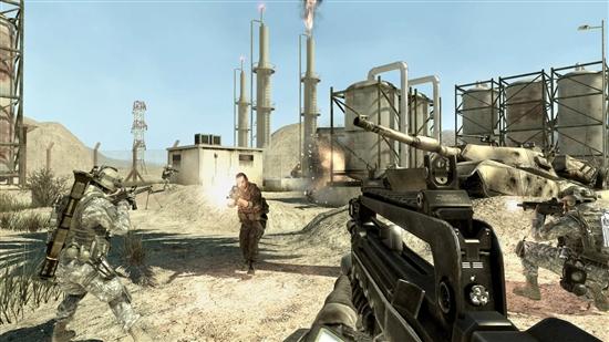 《现代战争2》新地图包内容展示